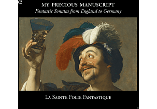 La Sainte-folie Fantastique - Fantastic Sonatas: The Lost Manuscript - (CD)