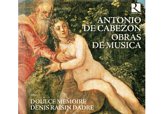 Doulce Memoire, Denis Raisin Dadre - Obras De Musica - (CD)