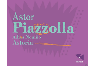 Astoria - Adios Nonino - (CD)