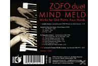 Mind Meld, Zofo Duet - Werks for One Piano, Four Hands [CD]