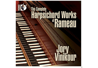Jory Vinikour - The Complete Harpsichord Works Of Rameau - (CD)