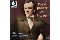 The Ames Piano Quartet - Brahms Piano Quartets [CD]
