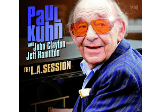 Paul Kuhn - The L.A.Session - (CD)