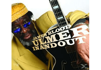 James Blood Ulmer - In And Out - (CD)