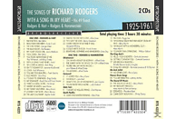 VARIOUS - With A SOng In My Heart - The Songs of Richard Rodgers [CD]