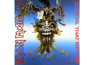 Iron Maiden - The Evil That Men Do - (Vinyl)
