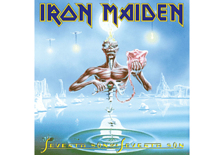 Iron Maiden - Seventh Son Of A Seventh Son - (Vinyl)