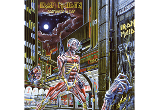 Iron Maiden - Somewhere In Time - (Vinyl)