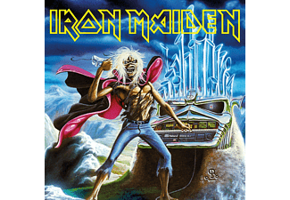 Iron Maiden - Run To The Hills (Live) - (Vinyl)