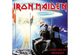 Iron Maiden - 2 Minutes To Midnight - (Vinyl)