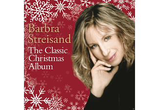 Barbra Streisand - The Classic Christmas Album - (CD)