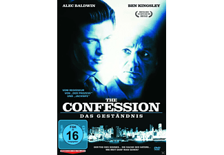 The Confession - (DVD)