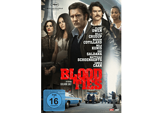 Blood Ties - (DVD)