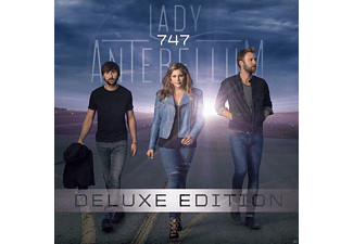 Lady Antebellum - 747 (Deluxe Edt.) - (CD)