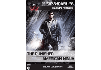 The Punisher & American Ninja | DVD