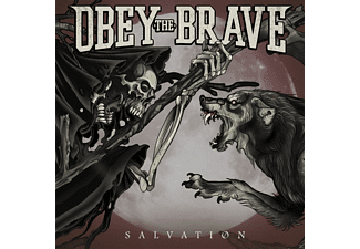 Obey The Brave - Salvation - (CD)