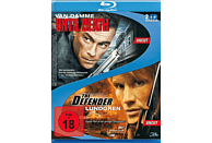 2 Blu-ray Movie Collection: Until Death & The Defender [Blu-ray]