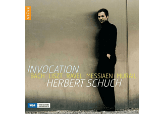 Herbert Schuch - Invocation [CD]