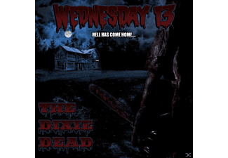 Wednesday 13 - The Dixie Dead - (CD)