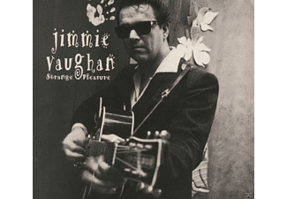 Jimmie Vaughan - Strange Pleasure - (CD)