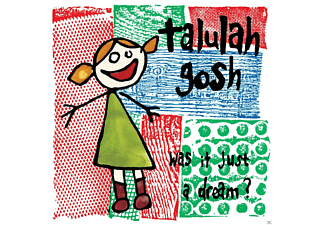 Talulah Gosh - Was It Just A Dream? - (CD)