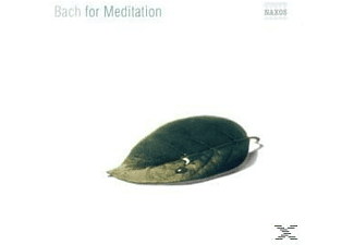 VARIOUS - Bach For Meditation - (CD)