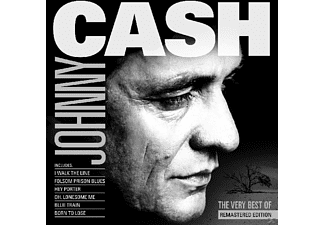 Johnny Cash - The Very Best Of - (CD)