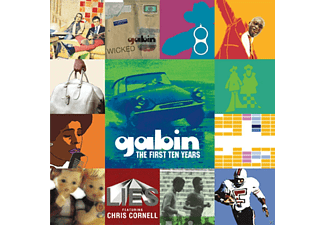 Gabin - The First Ten Years - (CD)