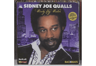 Sidney Joe Qualls - Windy City Wailer - (CD)