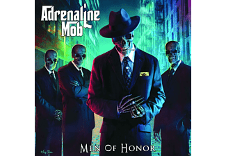 Adrenaline Mob - Men Of Honor - (CD)
