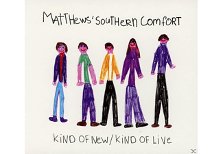 Matthews Southern Comfort - Kind Of New (2CD Tour Edition 2012) - (CD)