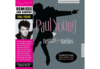Paul Young - Remixes And Rarities (2cd) - (CD)