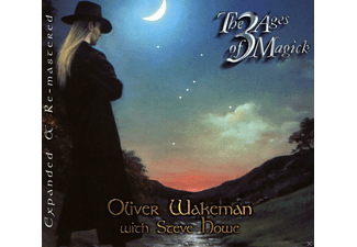 Oliver Wakeman, Steve Howe - The 3 Ages Of Magick (Exp.+Rem.Ed.) - (CD)