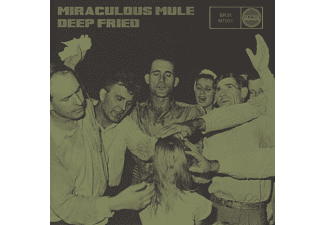 Miraculous Mule - Deep Fried - (CD)