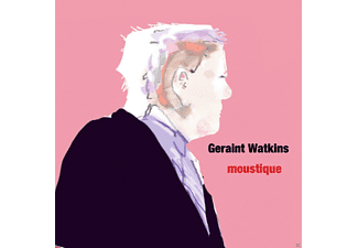 Geraint Watkins - Moustique [CD]