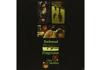 Chris Spedding - Backwood Progression (Remastered Edition) - (CD)