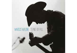 Marcus Malone - Stand Or Fall - (CD)