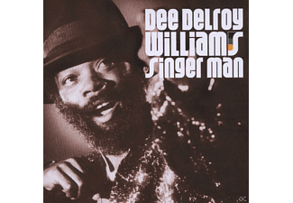 Delroy Williams - Singer Man - (CD)