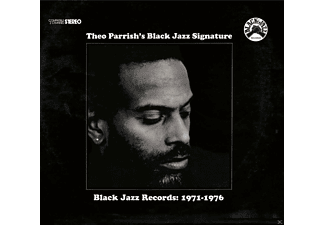 VARIOUS - Theo Parrish's Black Jazz Signature - (CD)