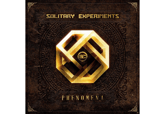 Solitary Experiments - Phenomena - (CD)