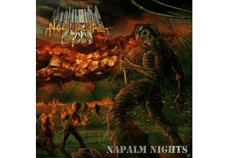 Nocturnal Breed - Napalm Nights - (CD)