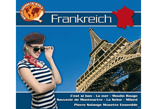 Musette Ensemble - Frankreich - Music Around The World [CD]