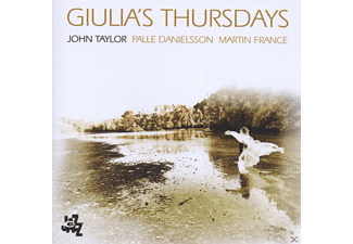 VARIOUS, Taylor John - Giulia's Thursday - (CD)