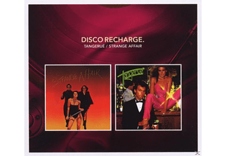 Tangerue, Strange Affair - Disco Recharge-Tangerue/Strange Affair - (CD)