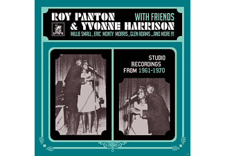 Roy Panton & Yvonne Harrison With Friends - Studio Recordings From 1961-1970 - (CD)