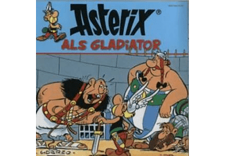 - Asterix 3: Asterix als Gladiator - (CD)