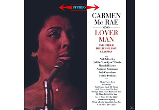 Carmen McRae - Sings Lover Man & Other Billie Holiday Classics - (CD)