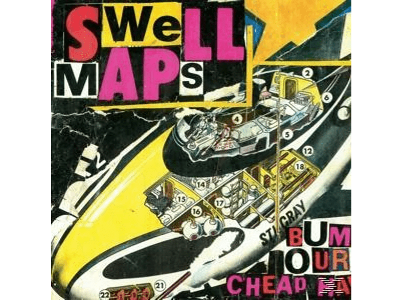 Swell Maps - Archieve Recordings Vol.1: Wastrels [Vinyl]