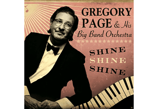 Gregory Page - Shine, Shine, Shine - (CD)