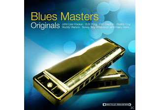 VARIOUS - Blues Masters Originals - (CD)
